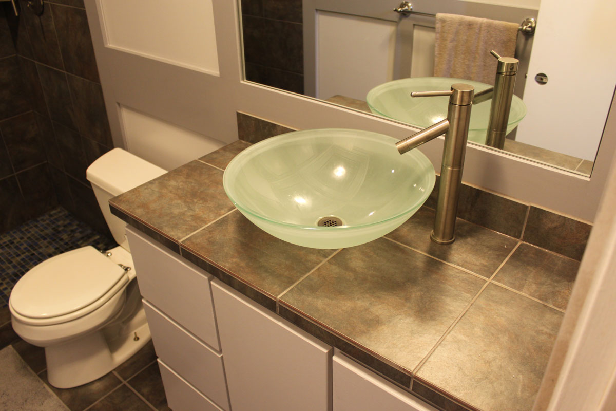 Portfolio of Bathroom Remodeling Work – Bathroom Construction
