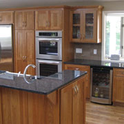Kitchen Remodel by Hybrook Construction
