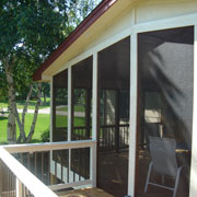 Screened Porches by Hybrook Construction